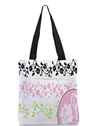 Snoogg A Set Of Decorative Brushes All The Brushes Are Separable From The Backgrou Designer Poly Canvas Tote Bag