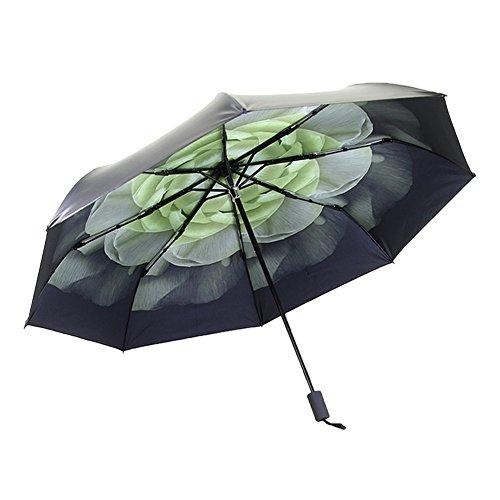 beatiful-gardenia-blooming-print-uv-protective-umbrella-upf-40-sun-travel-folding-umbrella