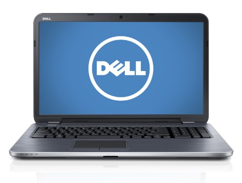 Dell Inspiron 17 i17RV-6364BLK 17.3-Inch Laptop (Black Matte with Textured Finish)