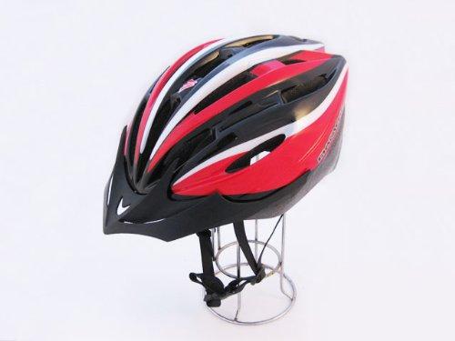 バイシクル用ヘルメット MV-13/レッド MM40-0095R