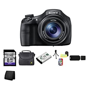 Amazon.com : Sony Cyber-shot DSC-HX300 Digital Camera ...
