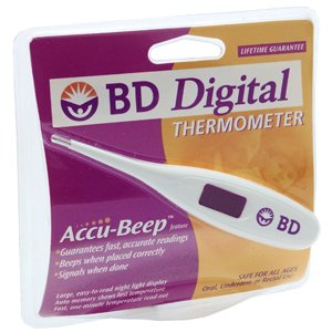 Thermometer Digital Becton Dickison 4030 1 Each
