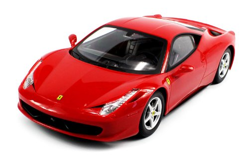 Review: Licensed Ferrari 458 Italia Electric RC Car 1:14 RTR (Colors May Vary)  Best Offer
