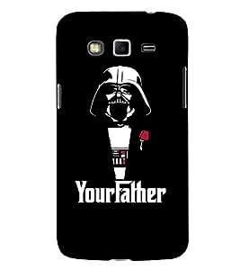 EPICCASE Your Father Mobile Back Case Cover For Samsung Galaxy Core Prime (Designer Case)