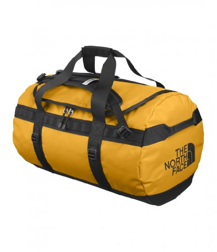 The North Face T0ASTD70J Base Camp Duffel Travelbag - TNF Yellow/Black, One Size