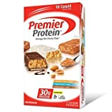 Premier Protein Bar Variety Pack (2.53 oz- 18 ct)-- by Premier Protein