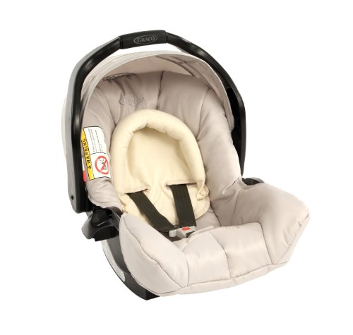 Graco Junior Baby Group 0+ Car Seat (Biscuit)
