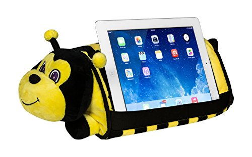 Kids Yellow Bee Tablet Pillow Travel Holder Lap Desk Pets Animal soft 10 inch eBay