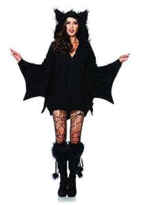 Leg Avenue Cozy Bat Dress Costume 85311-M