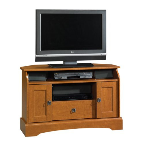 Image of Corner TV Stand - Autumn Maple [Kitchen] (B003TLHOD8)