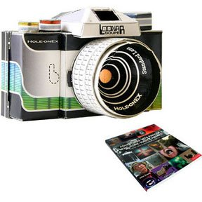 Lomography Sharan DIY Paper Pinhole Camera