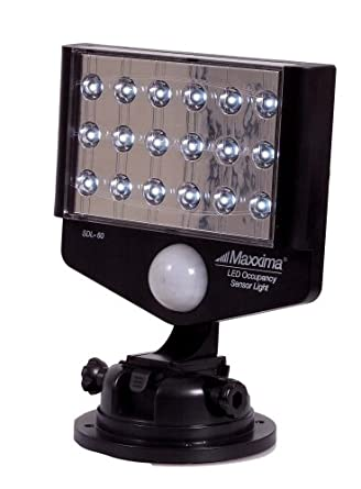 Maxxima 18 LED Occupancy Sensor Light