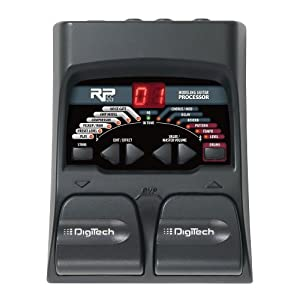 DigiTech RP55 Guitar Multi-Effects Processor