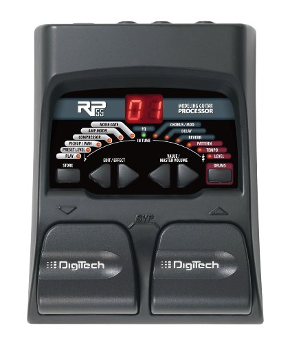 digitech-rp55-modelling-guitar-processor