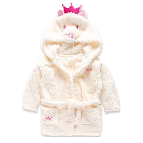 Baby Girls Kids Boy Night Bath Robe Sleepwear Homewear Pajamas