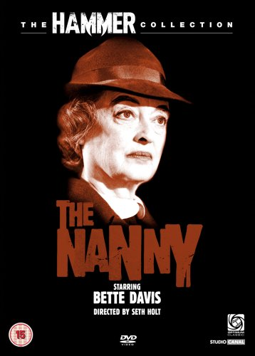Sale alerts for Studiocanal The Nanny [DVD] [1965] - Covvet