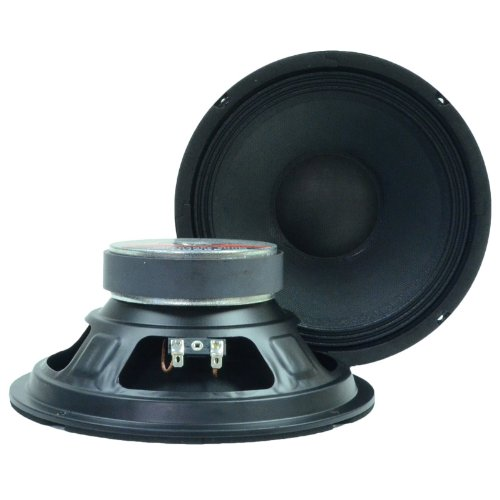 Seismic Audio Q 8 Pair 2 Of 8-Inch New Pa/Dj - Replacement Raw Woofers/Speakers