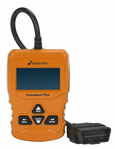 Actron CP9660 POCKETSCAN Plus ABS/OBD II/CAN Scan Tool (Actron Obd Ii Pocket Scan compare prices)