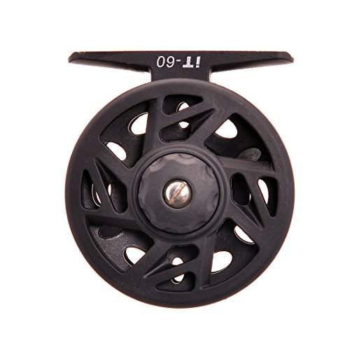 Hisea ultra light fly fishing reels for freshwater for Saltwater fly fishing reels