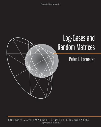 Log-Gases And Random Matrices (Lms-34) (London Mathematical Society Monographs) front-73161