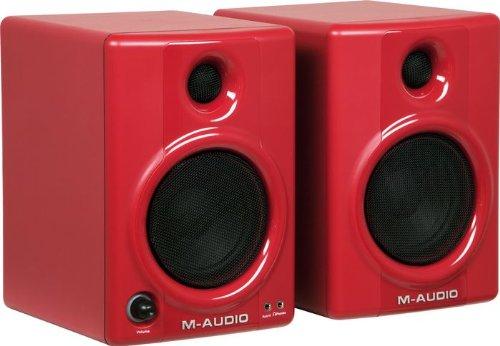 M-Audio STUDIOPHILE AV 40 Red Edition