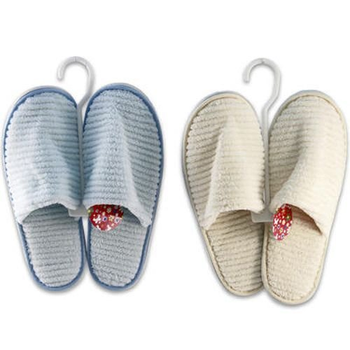 Cheap Bath Slippers, 1 Pair 2 Assorted Colors Case Pack 36 (B007XX64EI)