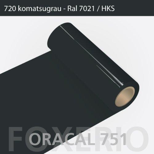 oracal-751-self-adhesive-films-for-furniture-high-gloss-63-cm-roll-5-m-komatsu-grey-5-m-l-x-63-cm-w