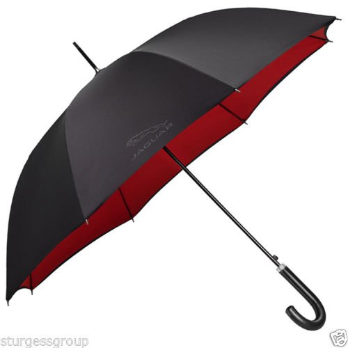 genuine-jaguar-black-city-umbrella-brand-new