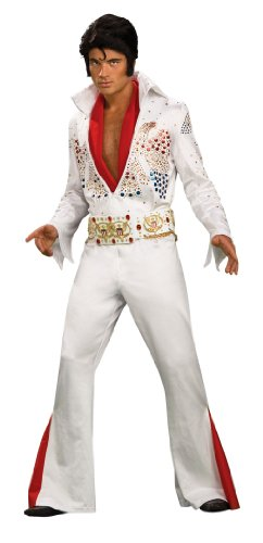 Rubie's Costume Elvis Presley Grand Heritage Collection Deluxe, Multi, Large Costume