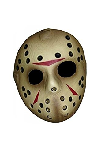 Halloween Friday The 13th Jason Voorhees Mask Toy
