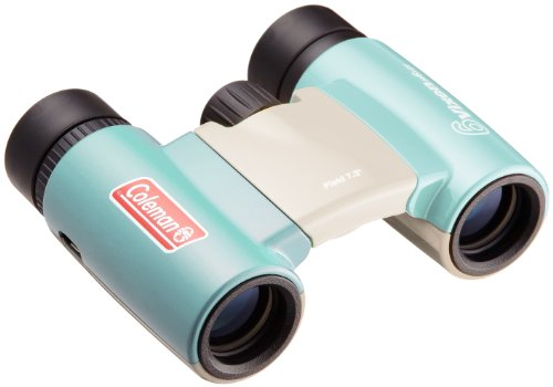 Vixen & Coleman Binoculars Collaboration Model 21Caliber Small And Light Surf Six Times Roof Prism Formula H6X21 14552-2 (Japan Import)