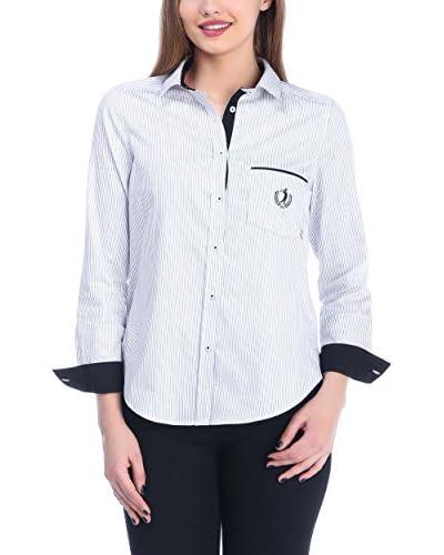 SIR RAYMOND TAILOR Camisa Mujer Draw Blanco