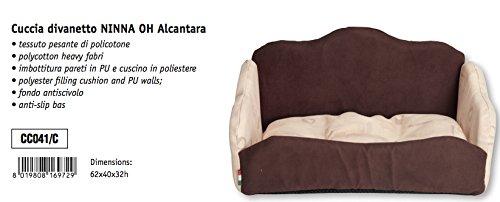cuccia divanetto per cani e gatti Prodotto in Italia