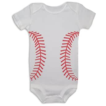 amazon   bambino balls short sleeve baseball outfit