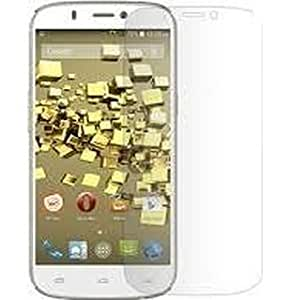 OPES PREMIUM TEMPERED GLASS SCRATCH GUARD SCREEN PROTECTOR FOR Micromax Canvas Gold A300 (Clear)