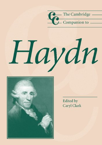 The Cambridge Companion to Haydn (Cambridge Companions to...