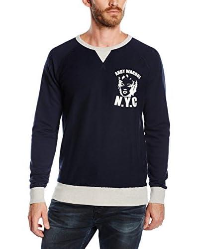 Pepe Jeans Sweatshirt Tom blau