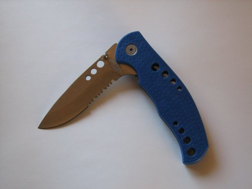 True Stainless Steel Pocket Knife