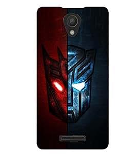 FUSON 3D Designer Back Case Cover foR Xiaomi Redmi NOTE 2 D9663