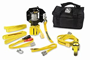 Superwinch 1120149 Winch-In-A-Bag, Portable, No permanent Installation required.