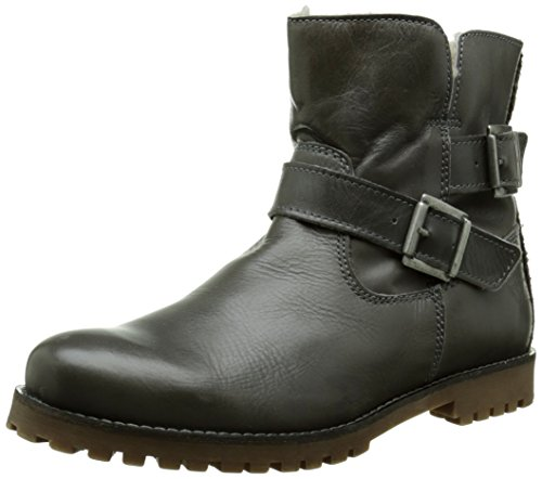 Tamaris 26457, Damen Biker Boots, Grau (Graphite 206), 39 EU (6 Damen UK)