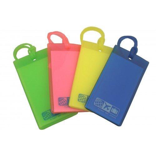 flight-001-etiqueta-para-equipaje-multicolor-multicolor-talla-unica