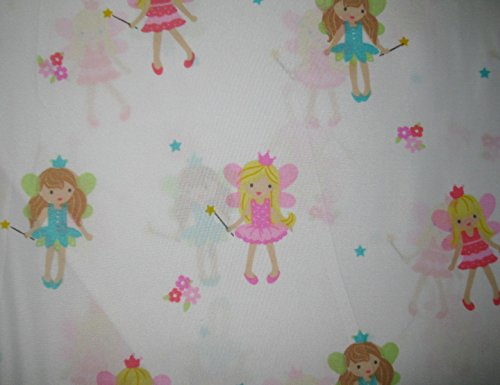 Authentic Kids Fairy Princess Sheet Set Twin (Fairy Sheets Twin compare prices)