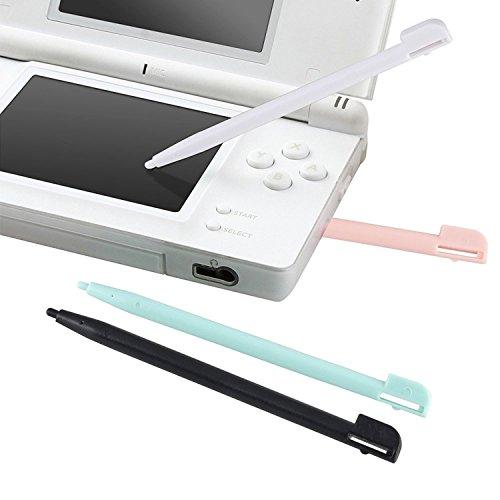 YTTL 4 Piece Portable Touch Stylus Pen Set Multi Color for Nintendo DS Lite (Nintendo Ds Lite Cobalt Blue compare prices)