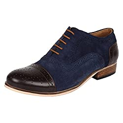 LUJO Exemplary handmade Lace-Up Shoes