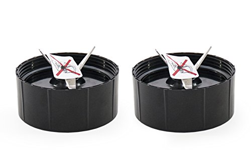 Magic Bullet 2 Replacement Cross Blades for the Magic Bullet Blender Juicer Mixer (Magic Bullet Replacement Parts compare prices)
