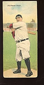 Buy 1911 T201 Mecca Double Folder Baseball Card Hickman Hinchman Toledo by Hollywood Collectibles