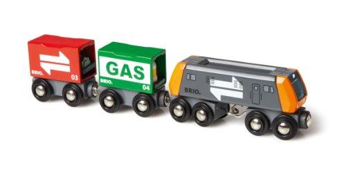 33259 Freight Cargo Train Bri-33259 33259 7312350332599 By Brio