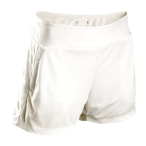 New Balance Womens Tennis Short White Euro - M, US - S