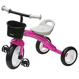 ヤトミ ハピネス おでかけ三輪車 ピンク TR-OD-PK
